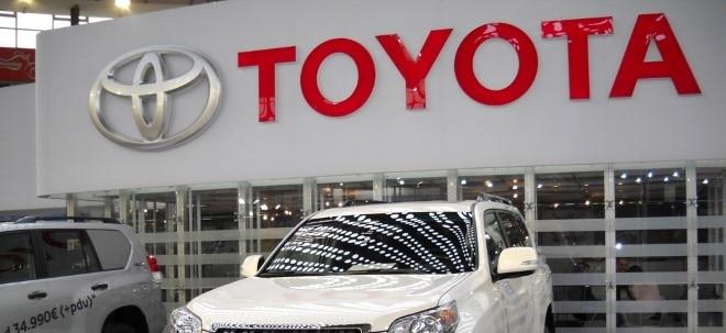 Zahlen am Freitag: Ausblick: Toyota Motor verkündet Quartalsergebnis zum jüngsten Jahresviertel | Nachricht | finanzen.net