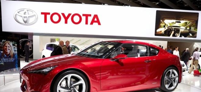Rückläufige Zahlen: Toyota beim Halbjahresabsatz hinter Volkswagen | Nachricht | finanzen.net