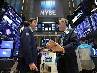 : Stocks surge to fresh record highs