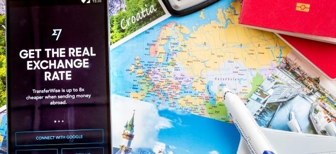 Kandidat für Börsengang?: Transferwise mit fünf Milliarden Dollar bewertet | Nachricht | finanzen.net