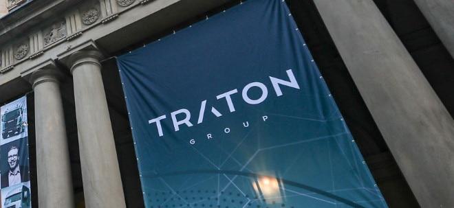 Einschränkungen: TRATON-Aktie etwas schwächer: TRATON sieht im Gesamtjahr starken Absatzrückgang | Nachricht | finanzen.net