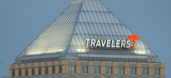 Gestiegene Ansprüche: Travelers-Aktie zieht an: Travelers verdoppelt Quartalsgewinn | Nachricht | finanzen.net