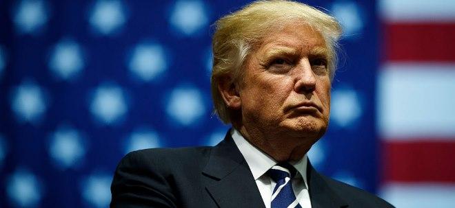 Zeitungsbericht: Trump lästerte bei Treffen mit Russen angeblich über Ex-FBI-Chef | Nachricht | finanzen.net