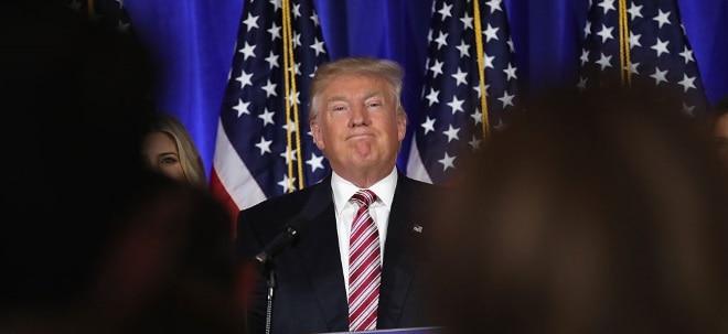 Hunderte Millionen Dollar: Trump gewährt Einblick in Schulden bei Deutsche Bank & Co | Nachricht | finanzen.net