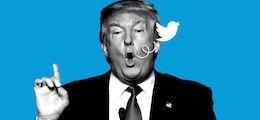 Трамп пришел в бешенство из-за блокировки Twitter