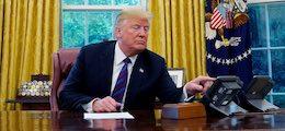 Трамп предложил на полгода отменить налог на зарплаты в США