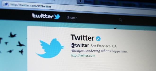 Zukunftssorgen: Twitter-Aktie schließt tiefrot: Analyse belastet Kurs | Nachricht | finanzen.net