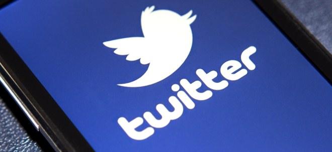 Nutzerwachstum enttäuscht: Twitter-Aktie nach Quartalszahlen tiefrot