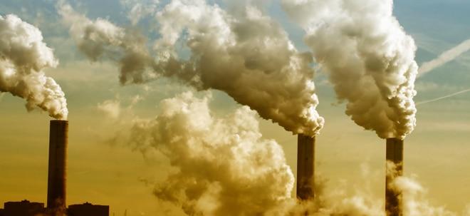 Euro am Sonntag deckt auf: Hier stimmt was nicht! CO2-Emissionsrechte - Die vergessene Spekulation | Nachricht | finanzen.net