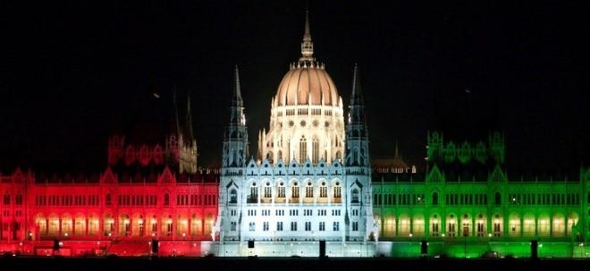 Euro am Sonntag-Devisenwette: Ungarn: Eine Wette auf die Wahl und den Forint | Nachricht | finanzen.net