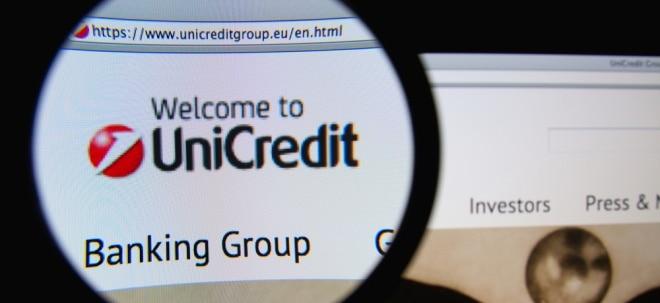 Fortschritte bei Kosten: UniCredit verdient mehr als erwartet - Anleger greifen zu | Nachricht | finanzen.net