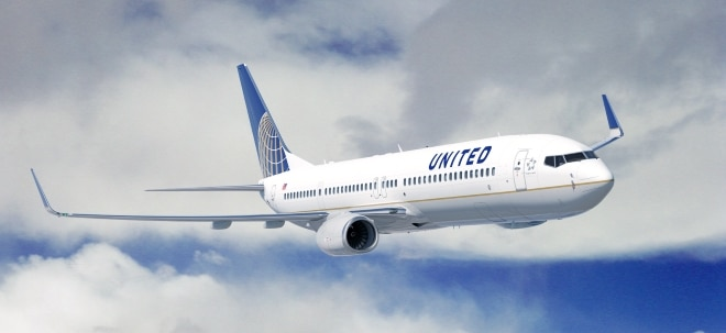 Gewinnsprung: UAL-Aktie zieht an: United Continental erfreut Anleger mit gestiegenem Optimismus | Nachricht | finanzen.net