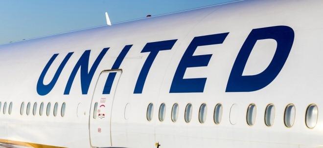 Hoher Verlust: United Airlines bleibt tief in den roten Zahlen - Aktie deutlich schwächer | Nachricht | finanzen.net