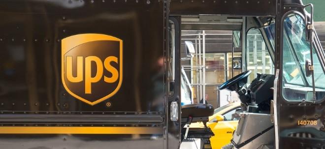 25 Prozent Luft nach oben?: Bank of America gibt Mega-Kursziel für UPS aus | Nachricht | finanzen.net