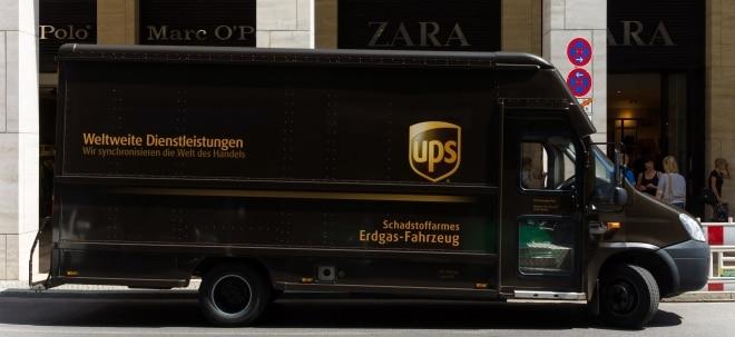 Erwartungen übertroffen: UPS steigert Gewinn um mehr als die Hälfte - UPS-Aktie knickt dennoch ein | Nachricht | finanzen.net