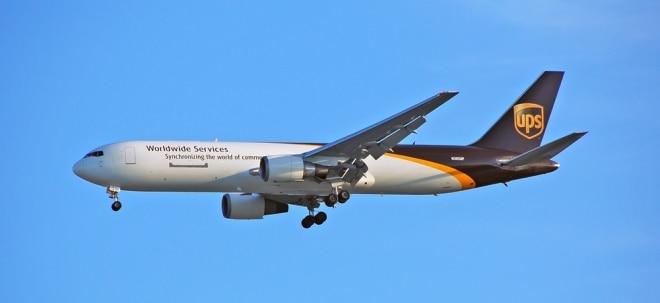 Erwartungen übertroffen: Internethandel treibt UPS im Sommer an | Nachricht | finanzen.net