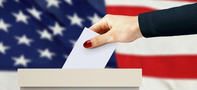 Fast perfekte Trefferquote: Zuverlässige Wahlforscher wissen: Dieser Kandidat wird die US-Wahl gewinnen | Nachricht | finanzen.net