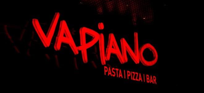 Persönliche Gründe: Vapiano-Aktie tiefrot: Vapiano-Chef tritt zurück - Sanierung soll fortgesetzt werden | Nachricht | finanzen.net