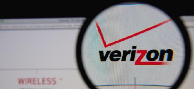 Gewinnplus erwartet: Verizon-Aktie fällt: Optimismus für 2021 | Nachricht | finanzen.net