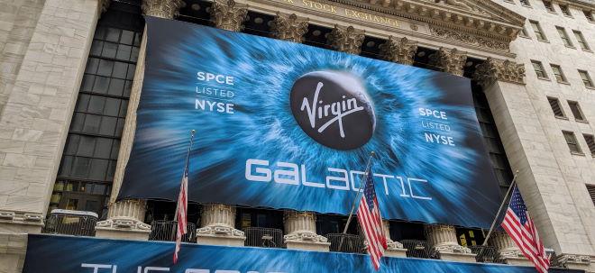 Ein Fest für Shortseller?: Virgin-Galactic-Aktie tiefrot: Morgan Stanley hält eine Korrektur für überfällig