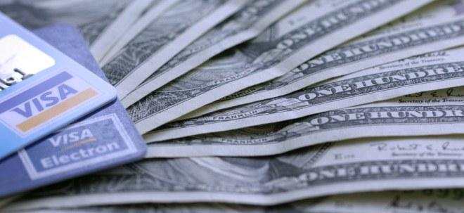 Geschäfte laufen gut: Visa-Anleger erfreut: Zahlen und Aktienrückkäufen stützen die Aktie   Nachricht   finanzen.net