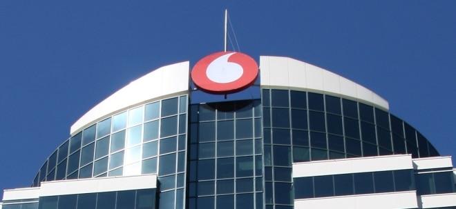 Umsatzwachstum: Vodafone-Aktie im Minus: Vodafone wächst dank Unitymedia-Übernahme weiter kräftig | Nachricht | finanzen.net