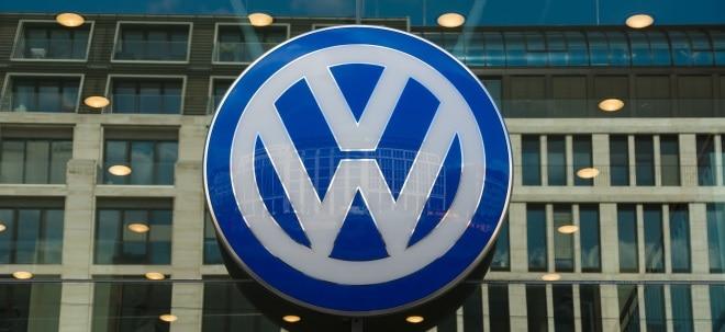 Pressekonferenz am Abend: VW-Aktie auf Höhenflug - Vergleich zwischen VW und US-Justizministerium ist fix | Nachricht | finanzen.net