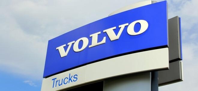 Trotz Umsatzplus: Volvo AB verzeichnet herben Auftragseinbruch - Aktie dreht ins Plus | Nachricht | finanzen.net