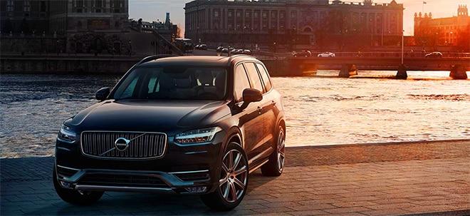 Umsatzwachstum: Volvo Cars macht mehr Geschäft als vor der Corona-Krise - Volvo-Aktie in Grün | Nachricht | finanzen.net