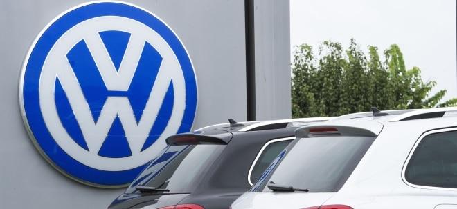 Datenübertragung: VW-Aktie gibt Gas: Volkswagen löst Softwareproblem beim Golf 8 - Auslieferungsstopp aufgehoben | Nachricht | finanzen.net