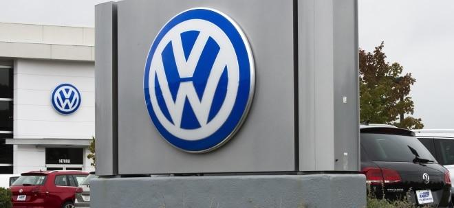 Trading Idee: Trading Idee Volkswagen Vz: Rücklauf gestartet | Nachricht | finanzen.net
