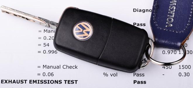 Diesel-Skandal: Druck auf VW nimmt zu: Einfache Entschädigung in anderen EU-Ländern gefordert - VW-Aktie im Plus   Nachricht   finanzen.net