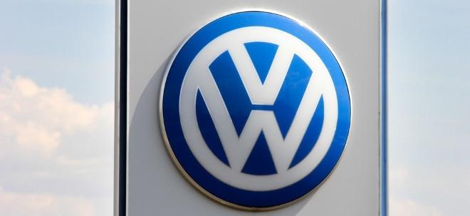 Wachsender Druck: VW-Aktie dreht ins Minus: Durchbruch bei Tarifverhandlungen | Nachricht | finanzen.net