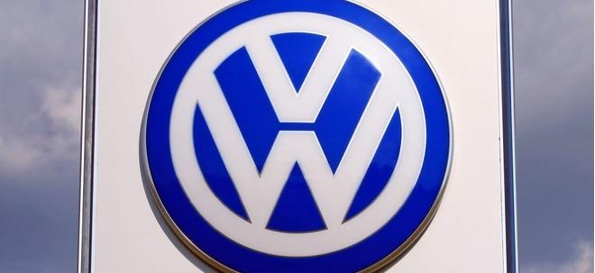 Mehr verkauft: Volkswagen-Konzern steigert Absatz im Dezember deutlich | Nachricht | finanzen.net