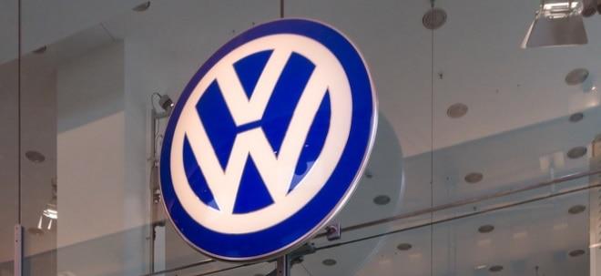 Flottenziele im Visier: VW-Aktie schließt niedriger: Volkswagen kann CO2-EU-Vorgaben nicht erfüllen; Offen für Daimler-Kooperation | Nachricht | finanzen.net