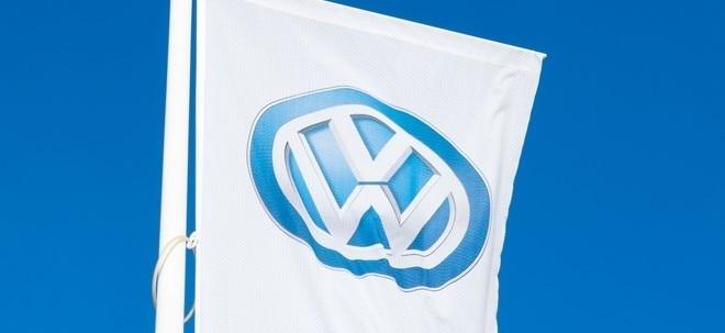 Vor dem Abschluss: VW-Aktie fester: Volkswagen vor Ende des Dieselvergleichs - über 750 Millionen Euro ausgezahlt | Nachricht | finanzen.net