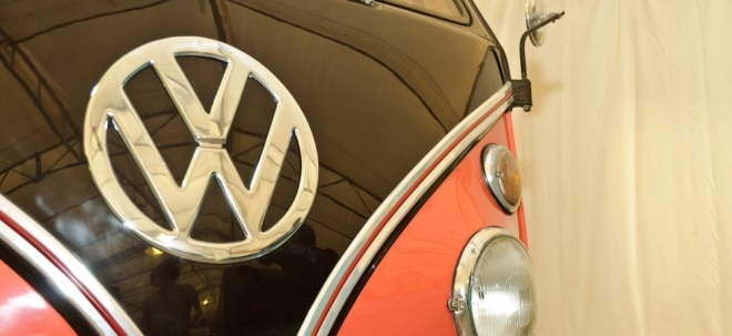 Volkswagen (VW) vz-Aktie: Chartanalyse zeigt GD 38 nach oben gekreuzt