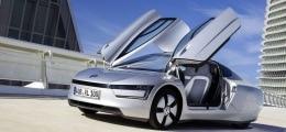 Kleinserie wird gebaut: Volkswagen stellt Ein-Liter-Auto vor | Nachricht | finanzen.net