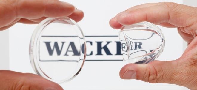 Wafer-Preise: Gewinnwarnung von Elkem belastet Siltronic-Aktie und WACKER CHEMIE-Aktie | Nachricht | finanzen.net