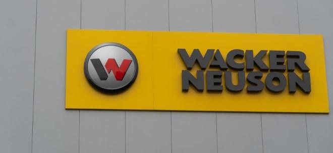 Umsatz höher: Jahresgewinn von Wacker Neuson bricht stärker ein als gedacht - Aktie steigt | Nachricht | finanzen.net