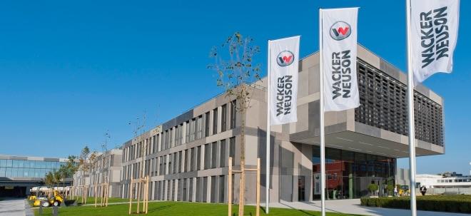 Risiken: Wacker Neuson-Aktie fällt nach Analyse | Nachricht | finanzen.net