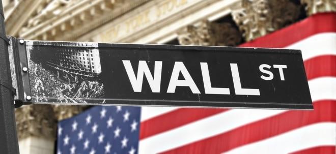 Talfahrt: Schwache Techwerte: Dow geht tiefer ins Wochenende | Nachricht | finanzen.net