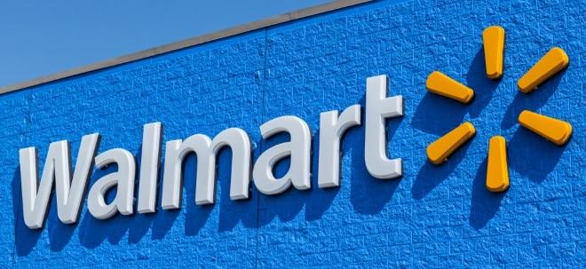 Rechtstreit droht: Walmart verklagt US-Regierung wegen drohender Opioid-Strafen - Walmart-Aktie im Plus | Nachricht | finanzen.net