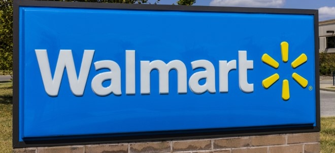 Bieter-Duo: Walmart-Aktie steigt: Beteiligung an TikTok-Gebot feuert Walmart-Rally weiter an | Nachricht | finanzen.net