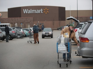 : Customers say there's 'not a chance in hell' they'd let Walmart enter their homes to deliver groceries to the fridge (WMT)