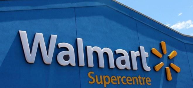 Ausblick folgt: Walmart übertrifft Erwartungen im ersten Quartal - Aktie musste abgeben | Nachricht | finanzen.net
