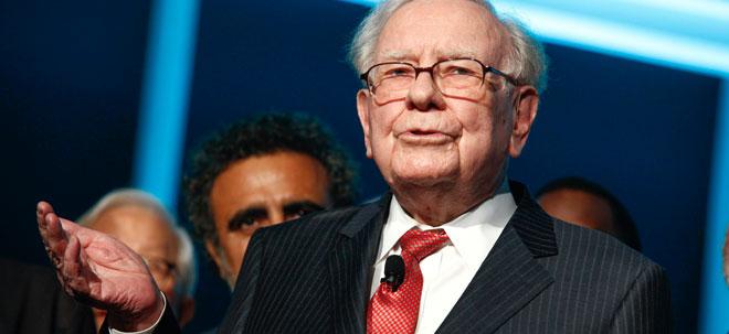 Unguter Trend?: Dieses Verhalten von Warren Buffett könnte Anlegern Sorgen bereiten | Nachricht | finanzen.net