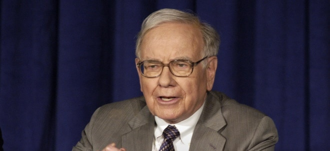 Buffetts Top 15: 3. Quartal 2019: Diese Aktien hat Warren Buffett im Depot | Nachricht | finanzen.net