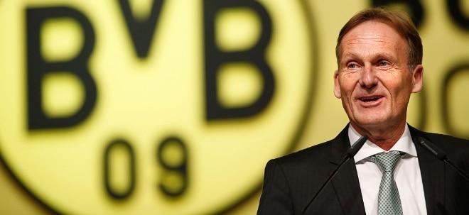 """Nicht ehrenrührig"": BVB-Boss Watzke hält Aufregung um Schalke-Bürgschaft für übertrieben - Aktie tiefer | Nachricht | finanzen.net"