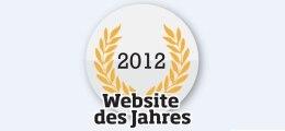 In eigener Sache: Website des Jahres: finanzen.net ist nominiert! | Nachricht | finanzen.net